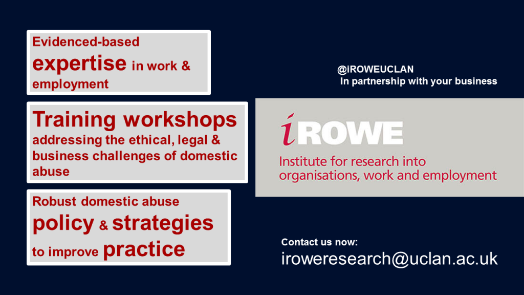 iROWE training workshop